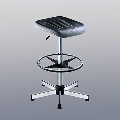 Kango Polyurethane Semi Stand Up Seat With Footrest