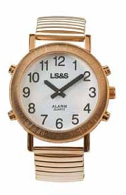 LS&S 101095 Talking Watch With Choice of Voice