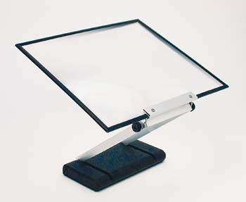 LS&S 1790  2X Fresnel Stand Magnifier