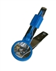 LS&S 481020  Toe Nail Clipper with Magnifying Lens