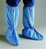 Cardinal 8454 Shoe Cover ,Knee-High,Non-Skid, Blue ,NonSterile -80 Per Case