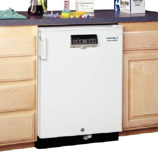 VWR International 89031-976 Freezer VWR Under Counter 5 4 cu ft  Solid Door  - 1 Each