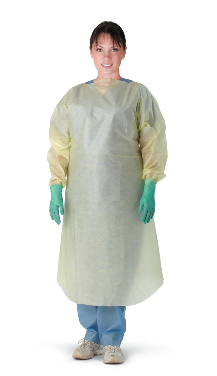 MMCCRI4500 Polypropylene Isolation Gown