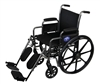 Wheelchair with Fold