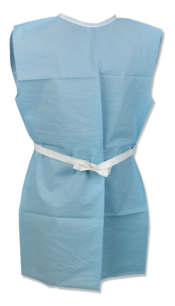 Disposable Bariatric Patient Gown, Scrim