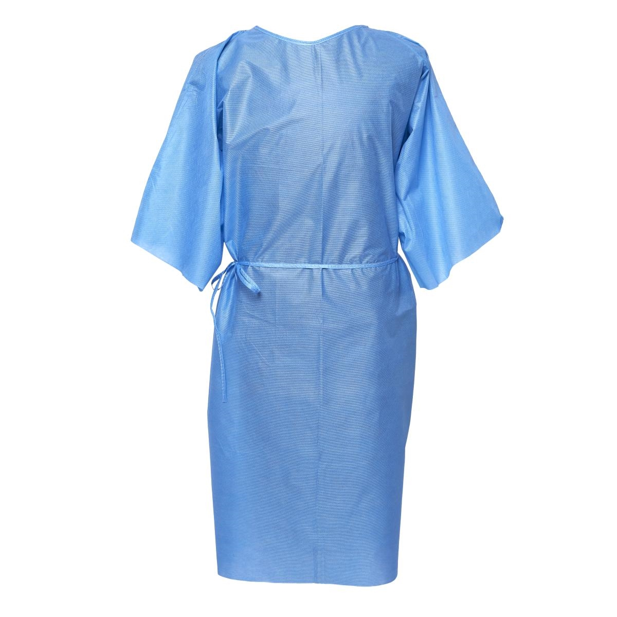 NON27146SLXL Disposable Multi Layer Patient Gowns