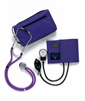 Medline MDS9121  Compli-Mates Sprague Rappaport Combination Kits-Aneroid Hand Held Spragraphs Steth Sphygmomanometers -1 Each