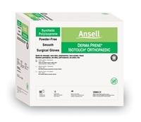 Ansell Healthcare 20686565 Derma Prene Isotouch Hydrosoft PF Ortho Surgical Gloves