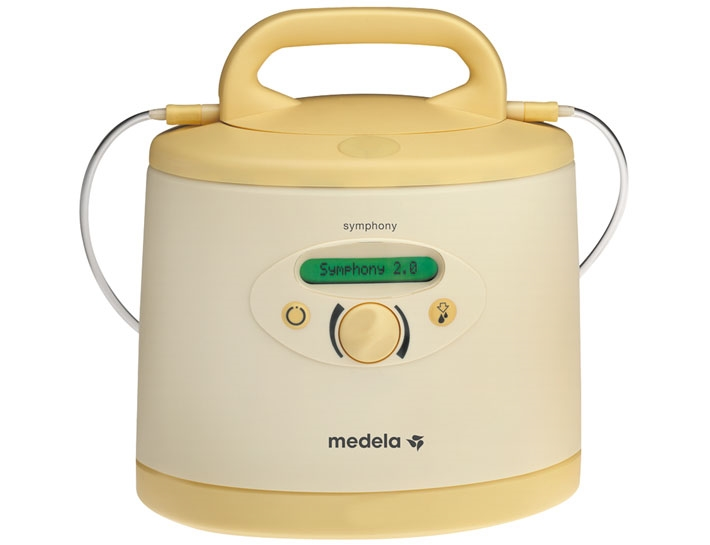Medela Symphony Breast Pump Electric Only Pump