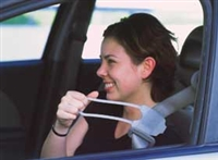 Medline-82750 The Easy Reach Seat Belt Handle