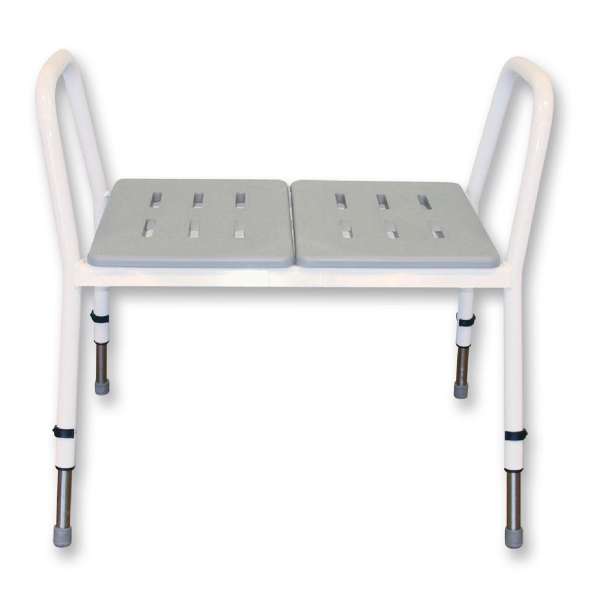 Patterson Medical 557512 Heavy Duty Shower Stool 2 Seat - 1 Each