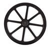 Medline WCA806945 Wheelchair Rear Wheel-No Handrim, F/Excel Wheelchair