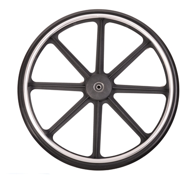 "Medline WCA806946QR 16""-18"" Quick Release Rear Wheel Assembly"