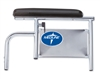 "Medline WCA806967 18"" Wheelchair Armrest Full Length with Pad"