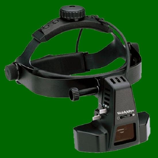 Welch Allyn 12500 Binocular Indirect Ophthalmoscope -1 Set