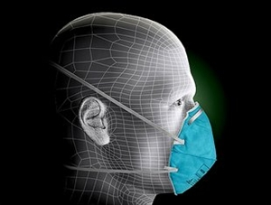 health care particulate respirator & surgical mask