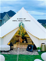 Boutique Glamping Tent