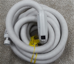 Cana-Vac 35 ft Dual Voltage Hose