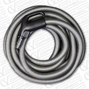 35 ft direct connect central vacuum hose