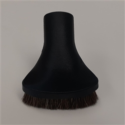 central vacuum dusting brush black