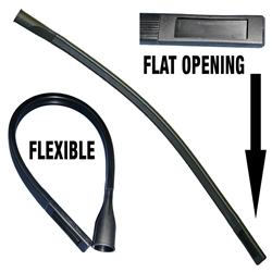 36 inch flexible crevice tool
