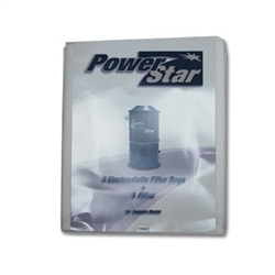PowerStar Central Vacuum Bags 3 Pack