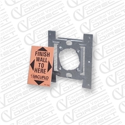 vacuflo mounting plate for 4900 series only