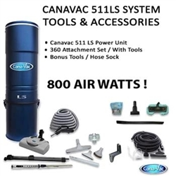 Cana-Vac 511LS Special Edition Package