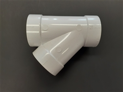 90 degree elbow central vacuum pipe