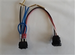 Beam Total Control Hose Wiring Harness With Switch