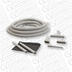 deluxe garage 40 foot hose kit
