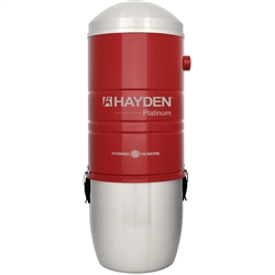 Hayden Platinum Central Vacuum