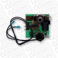 hoover printed PC Board