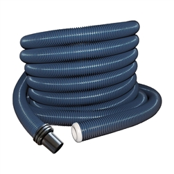 Hide A Hose Rapid-Flex Hose With Mini Cuff 40' | CentralVacuumDirect.com