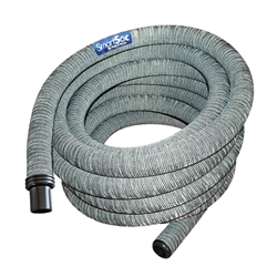 Hide A Hose 50' Hose With Sock And Mini Cuff | CentralVacuumDirect.com