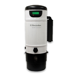 electrolux pu3900 central vacuum