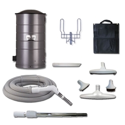 Vacumaid SR36 Bare Floor Package