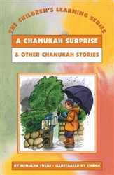 Children's Learning Series #4: Chanukah Surprise