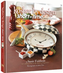 KOSHER BY DESIGN SHORT ON TIME: FABULOUS FOOD TASTE