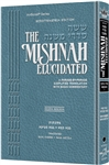 Schottenstein Edition of the Mishnah Elucidated - Gryfe Ed Seder Nezikin Volume 1