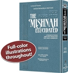 Schottenstein Edition of the Mishnah Elucidated - Tohoros Vol. 2