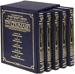 STONE EDITION - CHUMASH - MID SIZE - 5 VOLUME SLIPCASED SET