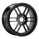 Enkei RPF1 17x9.0 / 5x114.3 / +45 (black) Set/4