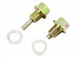 SPOON MAGNETIC OIL DRAIN BOLT SET: HONDA/ACURA