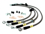 STOPTECH FRONT BRAKE LINES: S2000 00-05