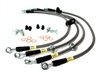 STOPTECH REAR BRAKE LINES: S2000 06-07