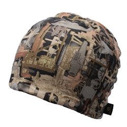 Oilfield Camo 8 Inch True Fleece Beanie OFC-FLB $10.00 In Stock and Eligible for Free Shipping