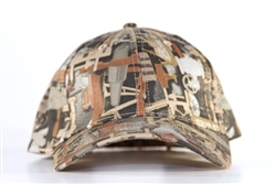 Oilfield Camo Structured Cap OIL15-BLANK $8.00 In Stock and Eligible for Free Shipping