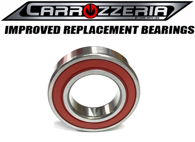 carrozzeria wheels replacement bearings