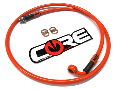 Mx core moto clutch line kit fits KTM MODELS ktm orange